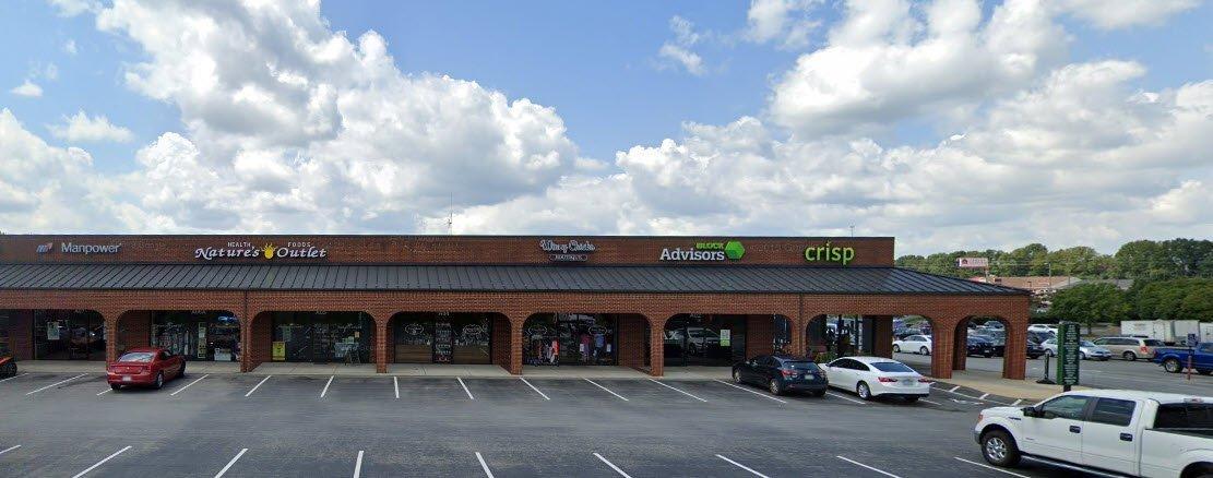 Graves Mill Shopping Center