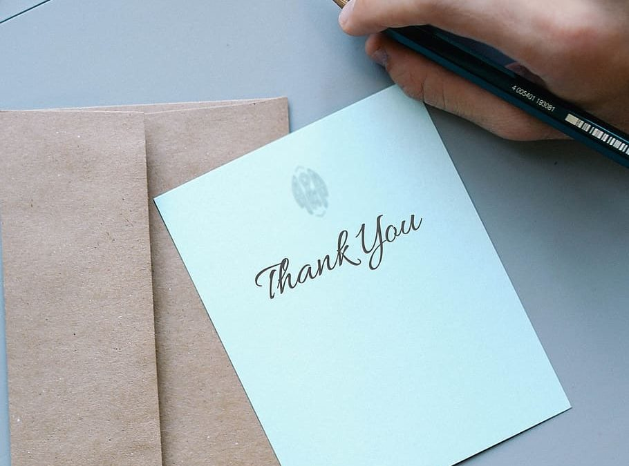 A Great Way To Combat Stress And Uncertainty Is Focusing On Gratitude